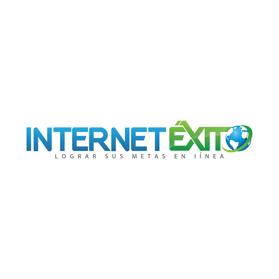 #290 for Logo design for Internet Exito.com by Bauerol3