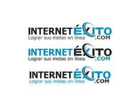 #210 cho Logo design for Internet Exito.com bởi texture605