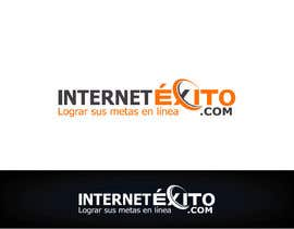 #261 for Logo design for Internet Exito.com af texture605