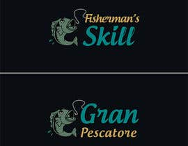 #49 para Logo Design for Fisherman's Skill por Khempop