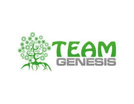 #45 for Design a Logo for Team Genesis by texture605