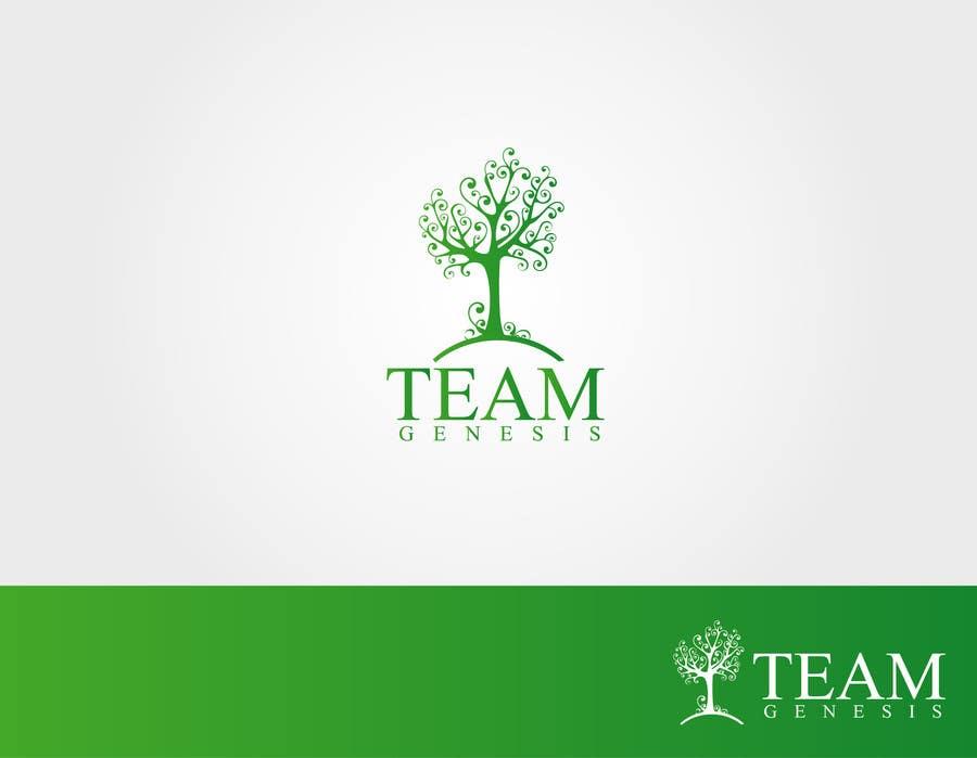 Penyertaan Peraduan #43 untuk Design a Logo for Team Genesis
