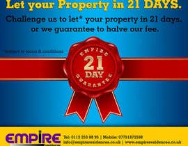 #7 for Design a Flyer for a Letting Agency by linokvarghese
