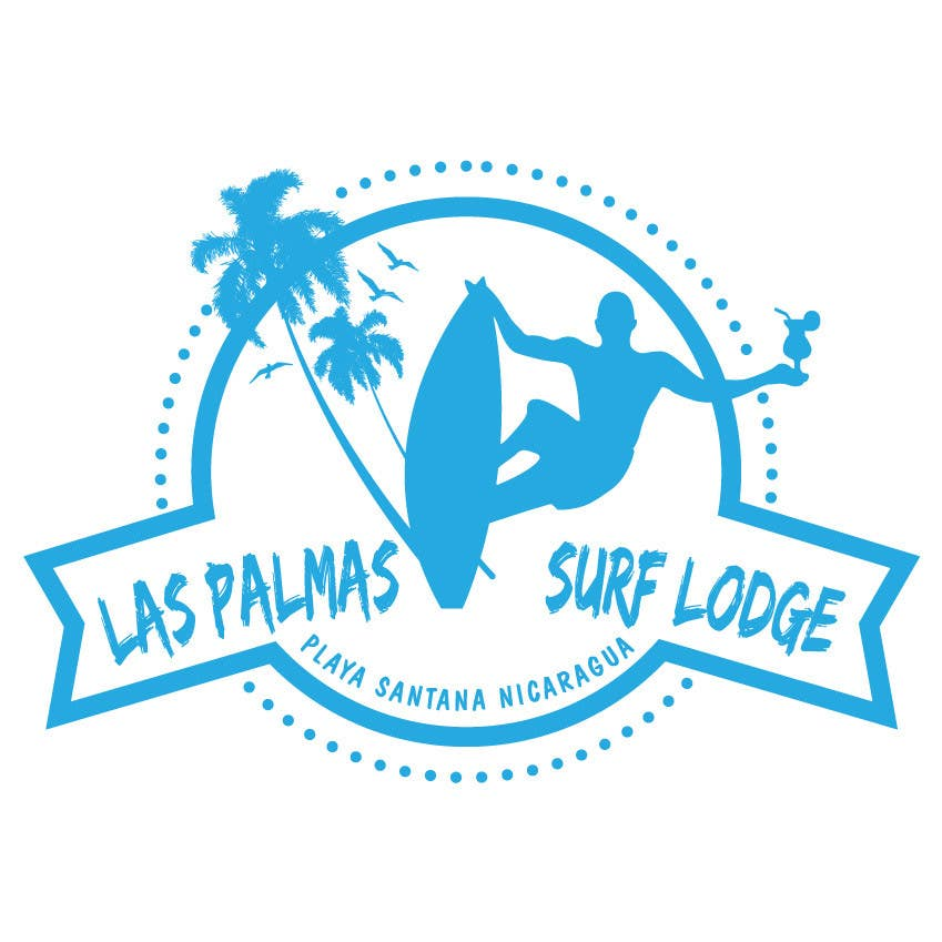 Konkurrenceindlæg #5 for Design a Logo for my Surf Company