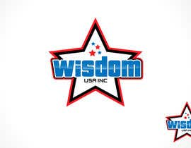 "#45 para Design a Logo for ""Wisdom USA Inc"" por Cbox9"