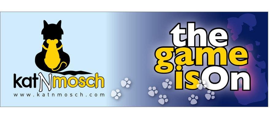 Конкурсная заявка №23 для Logo Design for Kat N Mosch