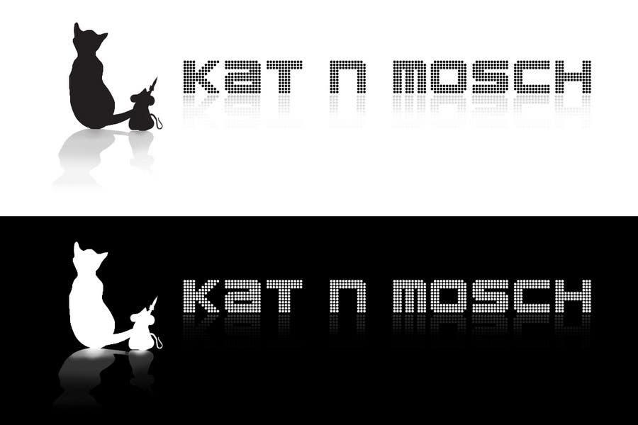 Bài tham dự cuộc thi #138 cho Logo Design for Kat N Mosch