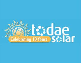 #11 for Develop 10th Birthday Concept for Solar Company af TemplateDigitale