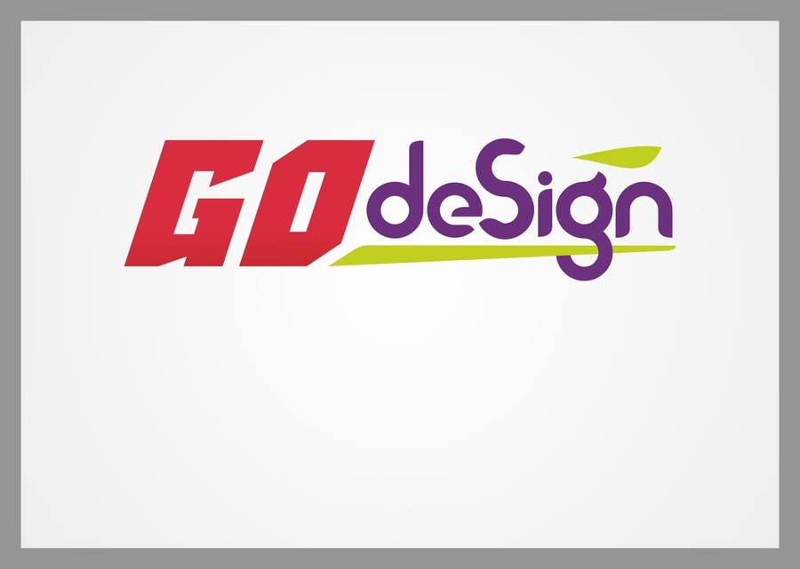 Penyertaan Peraduan #337 untuk Design a Logo for Go Design