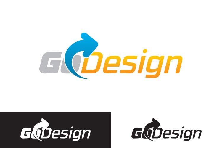 Penyertaan Peraduan #276 untuk Design a Logo for Go Design