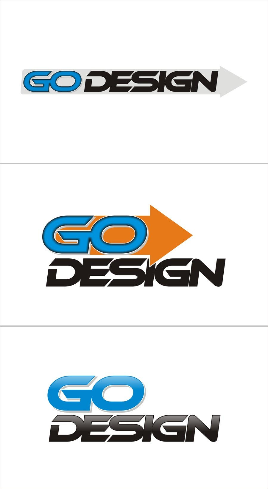 Konkurrenceindlæg #326 for Design a Logo for Go Design