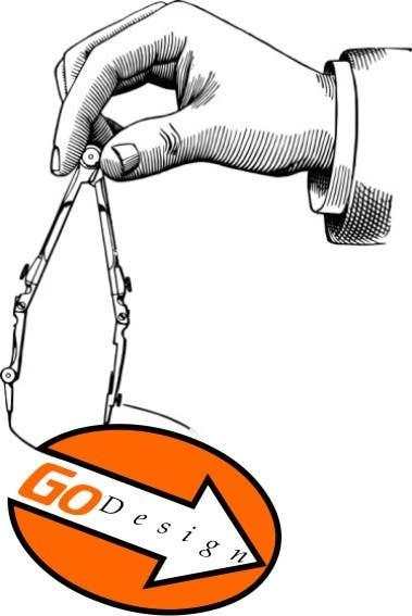 Penyertaan Peraduan #366 untuk Design a Logo for Go Design