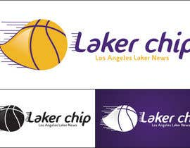nº 59 pour Design a Logo for Laker Chip par Creative00