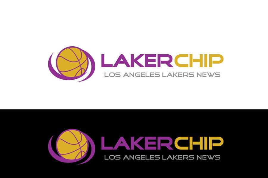 Penyertaan Peraduan #58 untuk Design a Logo for Laker Chip