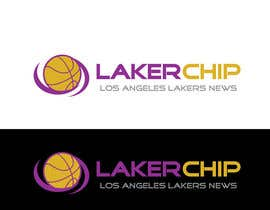 nº 58 pour Design a Logo for Laker Chip par prasanthmangad