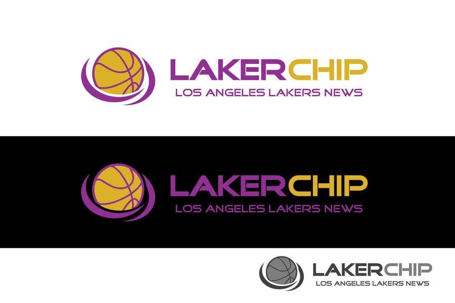 Penyertaan Peraduan #60 untuk Design a Logo for Laker Chip
