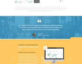 #47 для Simple landing page design от Hamzu1