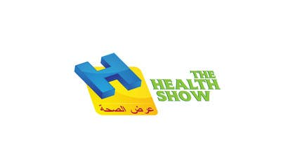#77 para Design a Logo for The Health Show (web TV series) por ammari1230