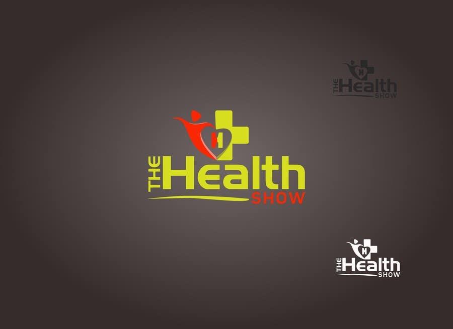 Design a Logo for The Health Show (web TV series) için 74 numaralı Yarışma Girdisi