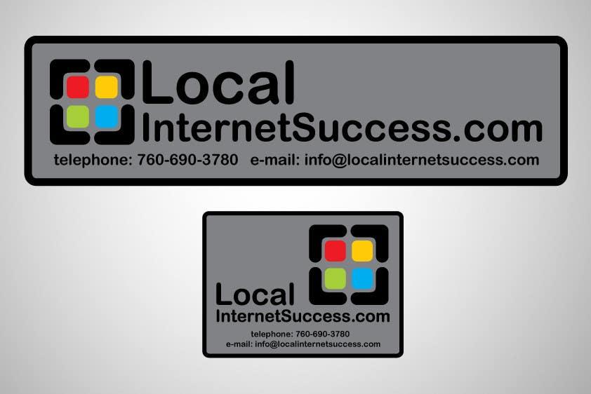 Конкурсная заявка №229 для Graphic Design for Local Internet Success.com