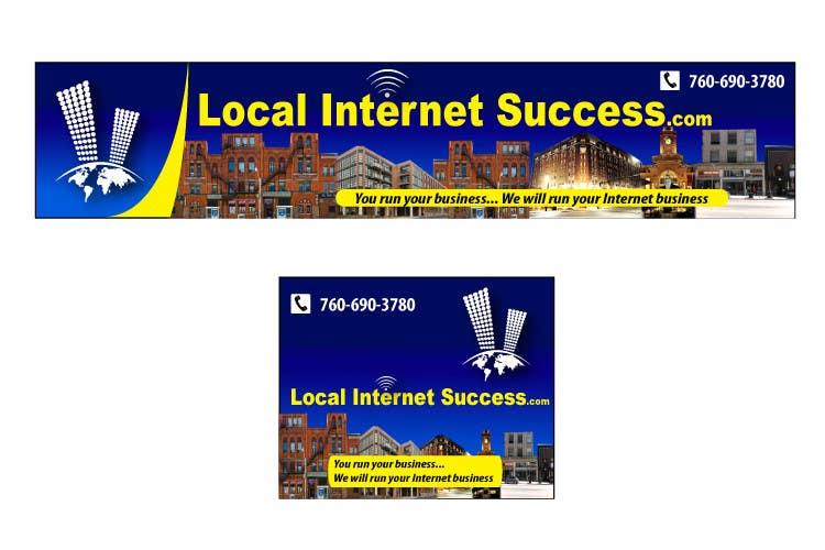 Конкурсная заявка №172 для Graphic Design for Local Internet Success.com