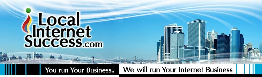 Конкурсная заявка №193 для Graphic Design for Local Internet Success.com