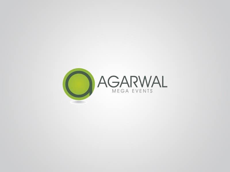 Proposition n°42 du concours Design a Logo for Agarwal Mega Events