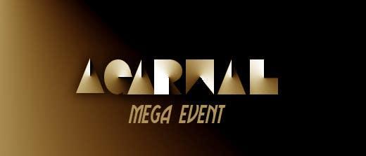 Proposition n°30 du concours Design a Logo for Agarwal Mega Events