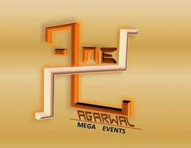 nº 68 pour Design a Logo for Agarwal Mega Events par sanjoygorai87