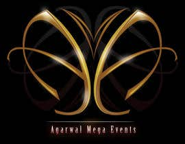 #24 para Design a Logo for Agarwal Mega Events por Joel460
