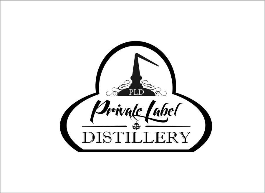 Inscrição nº 14 do Concurso para Design a Logo for Private Label Distillery