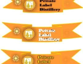 #1 para Design a Logo for Private Label Distillery por andreisiminea