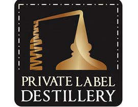 #4 para Design a Logo for Private Label Distillery por DobleN2013