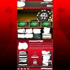 Background for casino website için Graphic Design6 No.lu Yarışma Girdisi