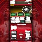 Background for casino website için Graphic Design39 No.lu Yarışma Girdisi