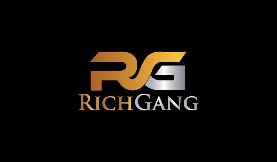 entry #89sanjidaa1992 for rich gang logo | freelancer