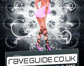 #16 for Need a talented artist to design a flyer for a rave / clubbing website af kpk1l