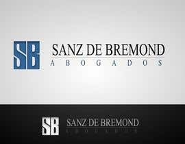 #536 для Logo Design for SANZ DE BREMOND ABOGADOS от meduzo