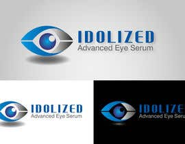 #22 para Design a Logo for Idolized Advanced Eye Serum por woow7