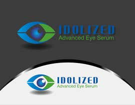 #23 para Design a Logo for Idolized Advanced Eye Serum por woow7