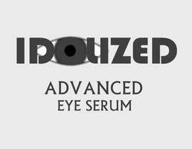 #2 para Design a Logo for Idolized Advanced Eye Serum por nemoka