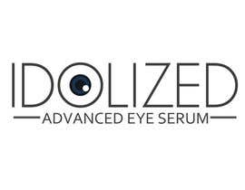 #11 para Design a Logo for Idolized Advanced Eye Serum por ipickupallpieces