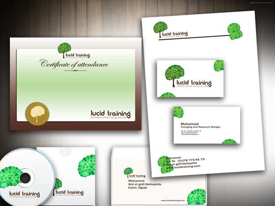 #6 for Redesign Corporate Identity for a training company by five55555