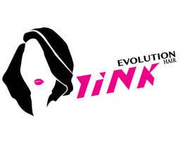 #63 for Design a Logo for PINK EVOLUTION HAIR COMPANY by davidneto