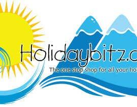 nº 11 pour Design a Logo for my website holidaybitz.com par edzelsy