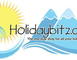 #13 untuk Design a Logo for my website holidaybitz.com oleh edzelsy