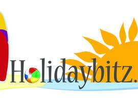#29 untuk Design a Logo for my website holidaybitz.com oleh edzelsy