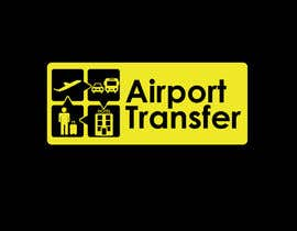 #72 para Logo design for Airport Transfers por alexandracol