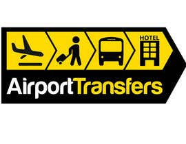 #54 para Logo design for Airport Transfers por Estudio3551