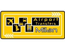 Nro 64 kilpailuun Logo design for Airport Transfers käyttäjältä netbih